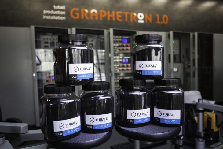 графенови нанотръби